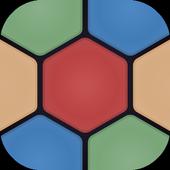 Pop Hexagon icon