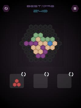 Pop Hexagon apk screenshot