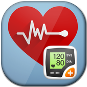 Blood Pressure Checker icon