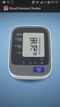 Blood Pressure Checker screenshot 2