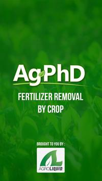 Fertilizer Removal By Crop poster