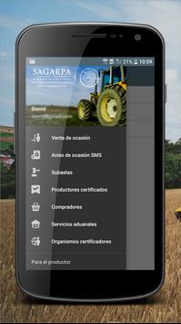Mercados SAGARPA poster