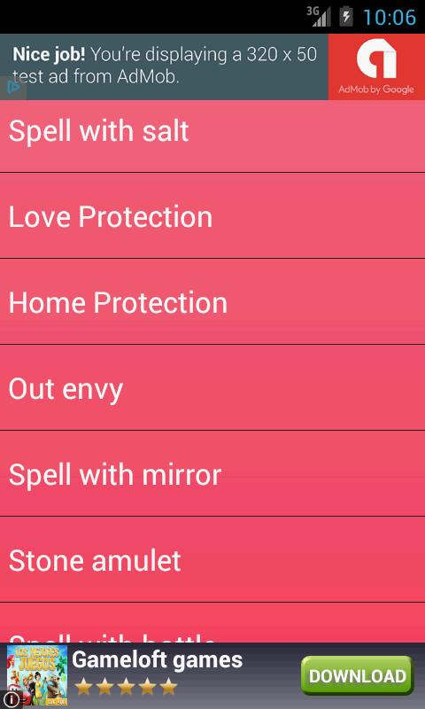 Protection spells for Android - APK Download