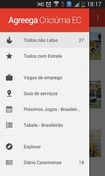 Notícias do Criciúma apk screenshot
