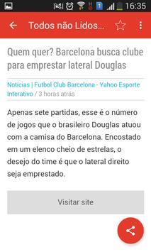 Notícias do Goiás Esporte Cluble screenshot 3