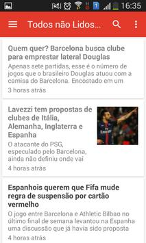 Notícias do Goiás Esporte Cluble screenshot 1