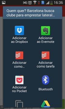 Notícias do Goiás Esporte Cluble screenshot 2