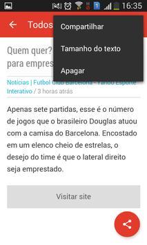 Notícias do Goiás Esporte Cluble screenshot 4