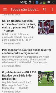 Notícias do Náutico screenshot 4