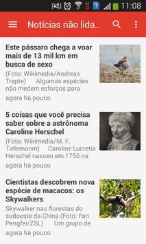 Curiosidades do Mundo apk screenshot