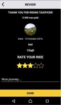 Taxi Pickr apk screenshot