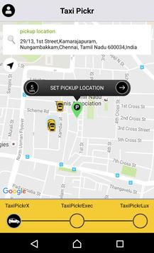 Taxi Pickr poster