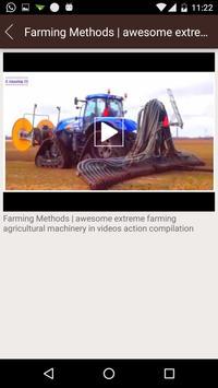 Agriculture Farming Videos apk screenshot