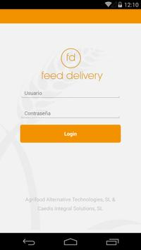 Feed Delivery poster