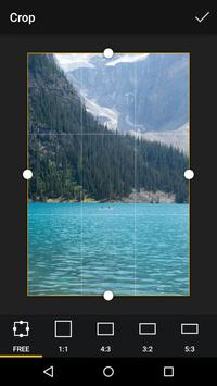 Spinly Photo Editor & Filters apk screenshot
