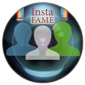 instaFame for instagram icon