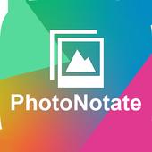 PhotoNotate icon