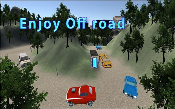 Taxi Driver Life in City apk screenshot