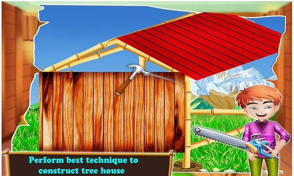Tree House Kids Construction screenshot 4