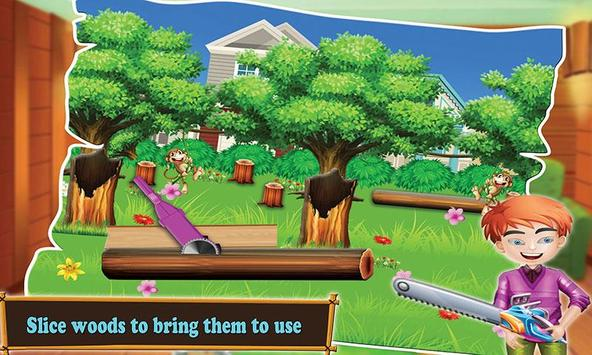 Tree House Kids Construction screenshot 2