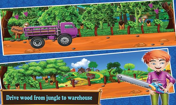 Tree House Kids Construction screenshot 3