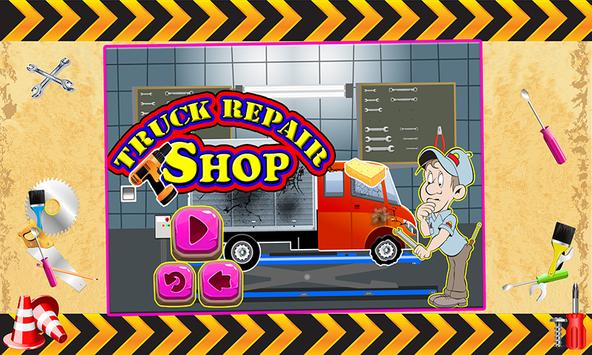 Truck Repair & Fix It screenshot 2