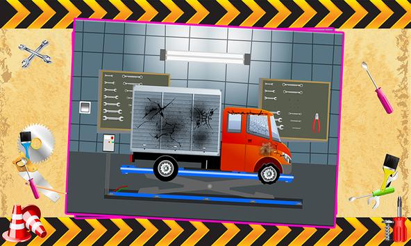 Truck Repair & Fix It screenshot 3
