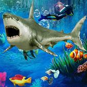 Hungry Shark Attack Sea World icon