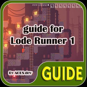 Tips For Lode Runner 1 poster