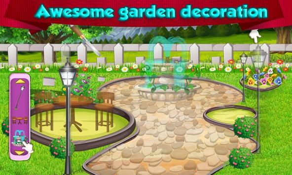 Dream Garden Cleaning Repairing – Park Makeover for Android - APK ...