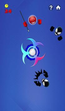 Fidget Spinner Hero Vs Incredible Spider Monster screenshot 11