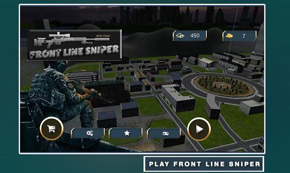 Frontline Sniper Elite Killer poster