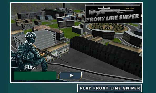 Frontline Sniper Elite Killer apk screenshot