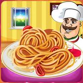 Hot Noodle Little Chef Cooking icon