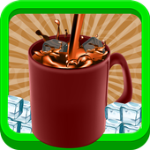 Ice Coffee Maker & Cooking icon