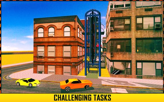 Modern Car Smart Parking Game screenshot 1