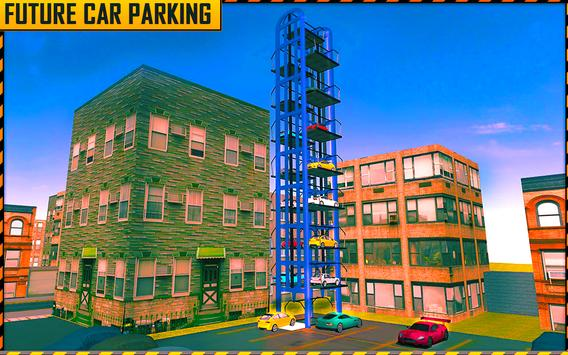 Modern Car Smart Parking Game screenshot 3