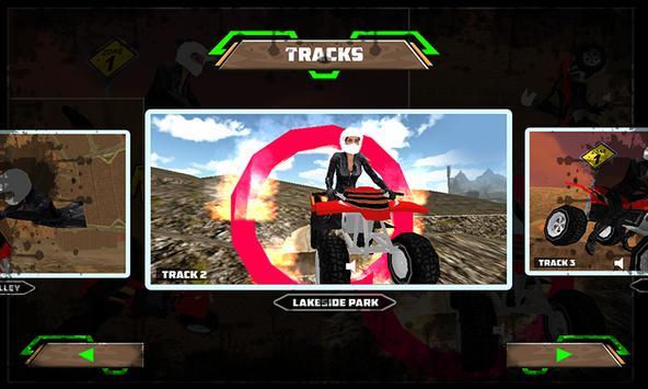 Mountain Quad Bike Stunts screenshot 3