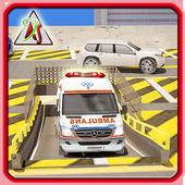 Ambulance Parking Multi-Storey icon