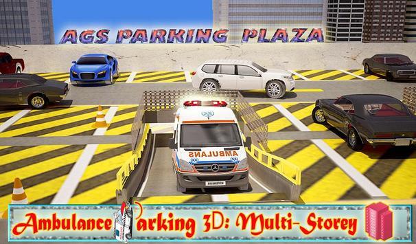 Ambulance Parking Multi-Storey apk screenshot