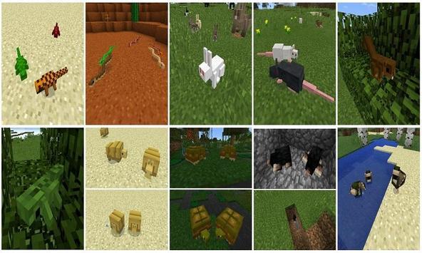 Pocket Creature Mod screenshot 3