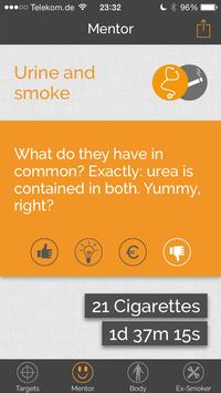 Quit smoking - Smokerstop screenshot 4