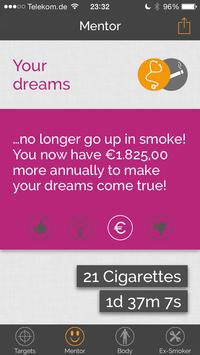 Quit smoking - Smokerstop screenshot 2