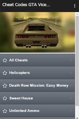Gta Vice City Properties With Missions