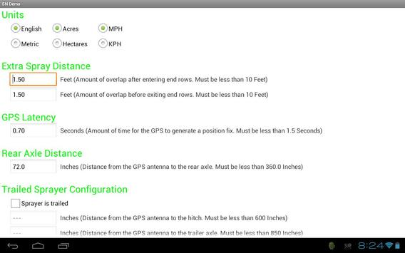 Smart Nozzle Demo screenshot 2