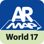 AR Map World-17 icon