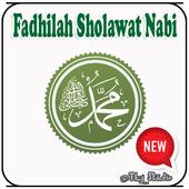 Fadhilah Sholawat Nabi icon