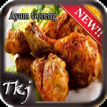 Resep Goreng Ayam apk screenshot