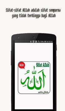 Sifat Allah poster