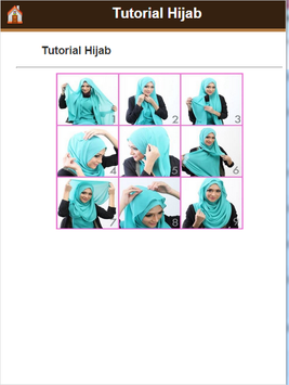 101 Tutorial Hijab screenshot 1